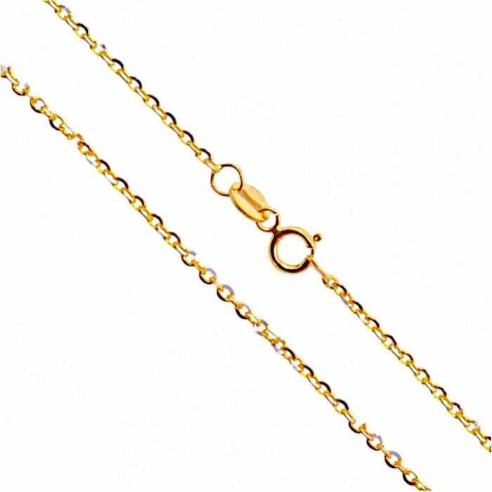 Łańcuszek złoty ankier